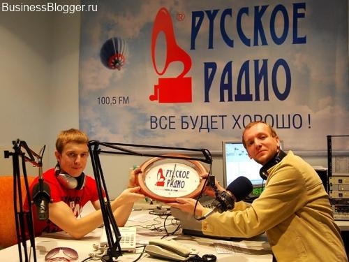 Бросай курить с ТНТ и Русским радио