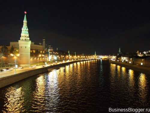 Trickfilm. Москва-река