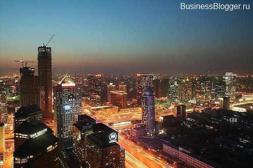 Китай. Пекин, столица Китая