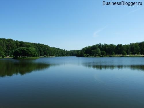 Природно-исторический парк Царицыно
