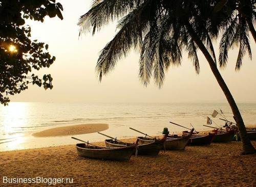 Таиланд. Паттайя
