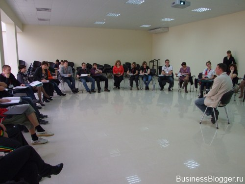 Дискуссионный клуб «Авангард»
