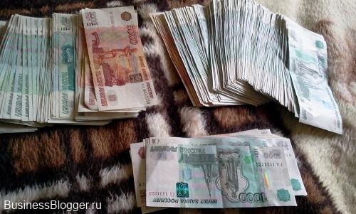 Финансовая пирамида МММ-2011