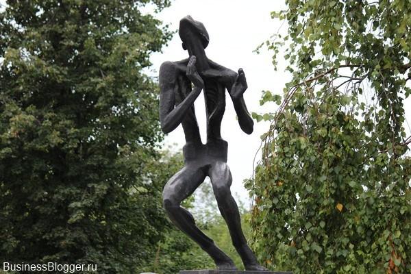 Необычные памятники и достопримечательности Ижевска