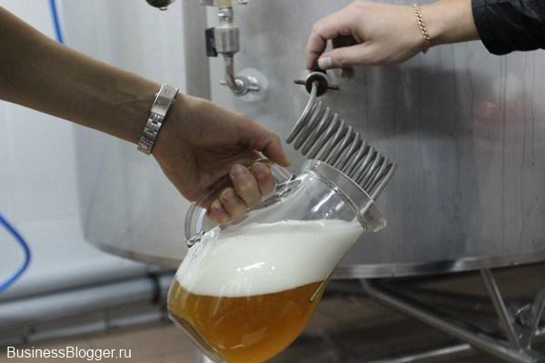 Экскурсия по немецкой пивоварне Welten (Ижевск)